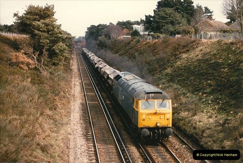 1986-03-22 Branksome, Poole, Dorset.   (2)0118