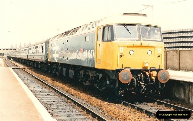1986-05-04 Poole, Dorset.  (1)0146