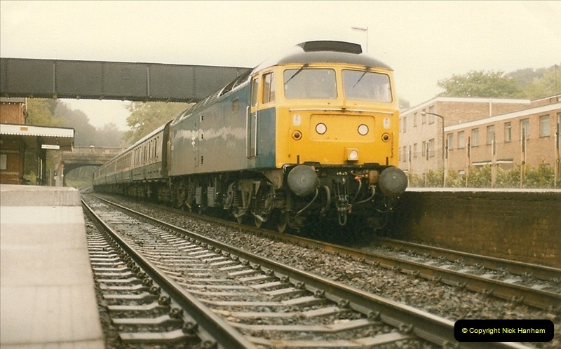 1986-05-17 Parkstone, Poole, Dorset.  (10)0165