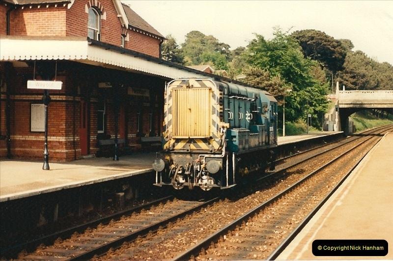 1986-06-13 Parkstone, Poole, Dorset.  (5)0195