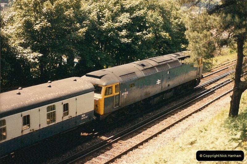 1986-06-14 Branksome, Poole, Dorset.  (1)0203