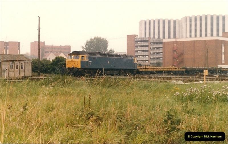 1986-10-22 Poole, Dorset.  (4)0227