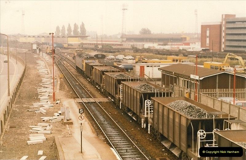 1986-10-22 Poole, Dorset.  (5)0228