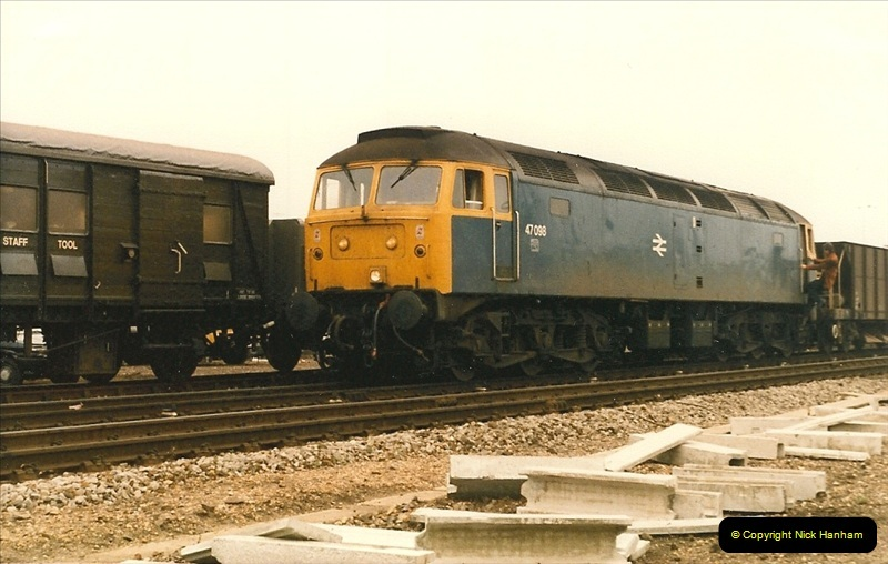 1986-10-22 Poole, Dorset.  (7)0230