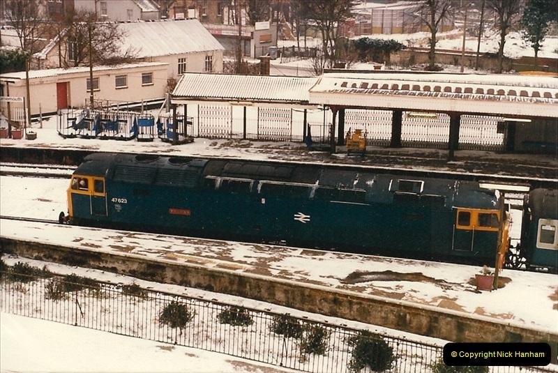 1987-01-14 to 17 Bournemouth, Dorset.  (1)0235