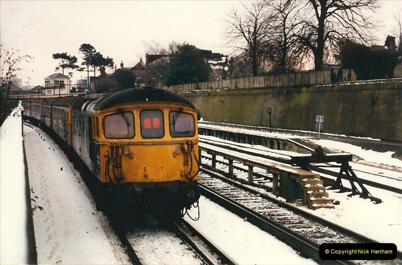 1987-01-14 to 17 Bournemouth, Dorset.  (24)0258