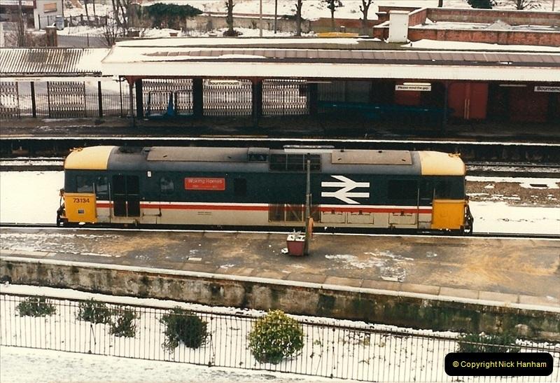 1987-01-14 to 17 Bournemouth, Dorset.  (28)0262