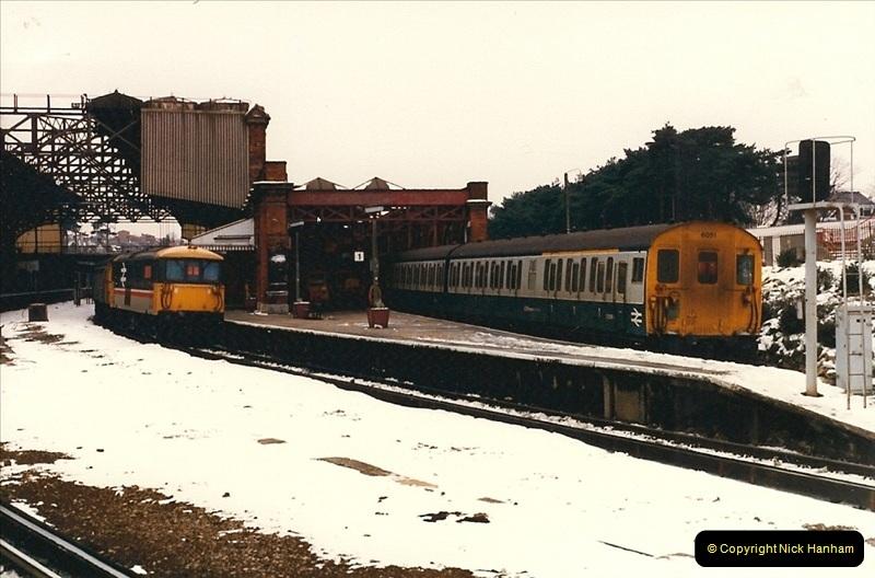1987-01-14 to 17 Bournemouth, Dorset.  (30)0264