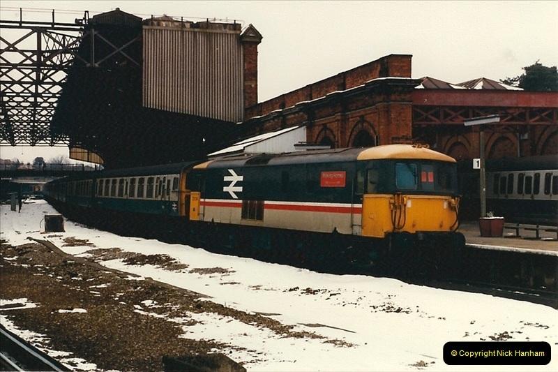 1987-01-14 to 17 Bournemouth, Dorset.  (31)0265