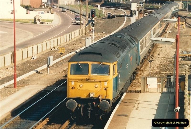 1987-04-13 Poole, Dorset.  (5)0273