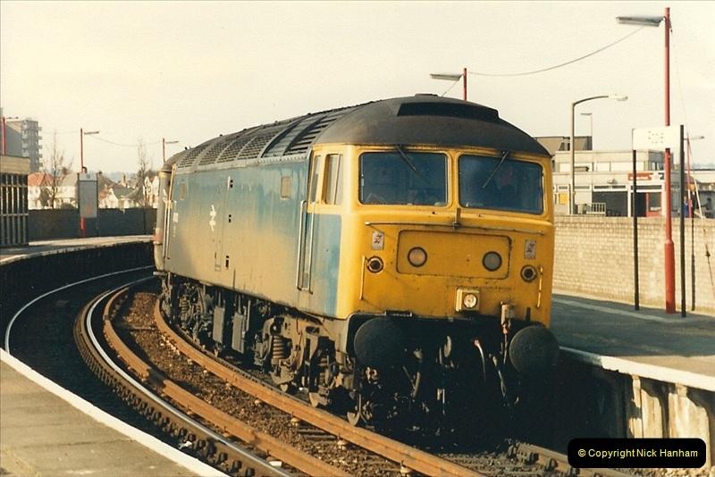 1987-04-13 Poole, Dorset.  (7)0275