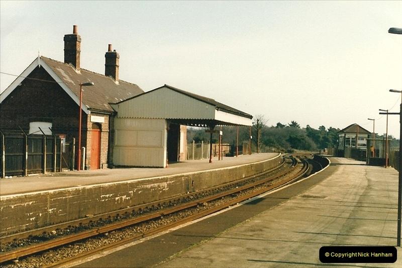 1987-04-14 Hamworthy, Poole, Dorset.  (5)0289