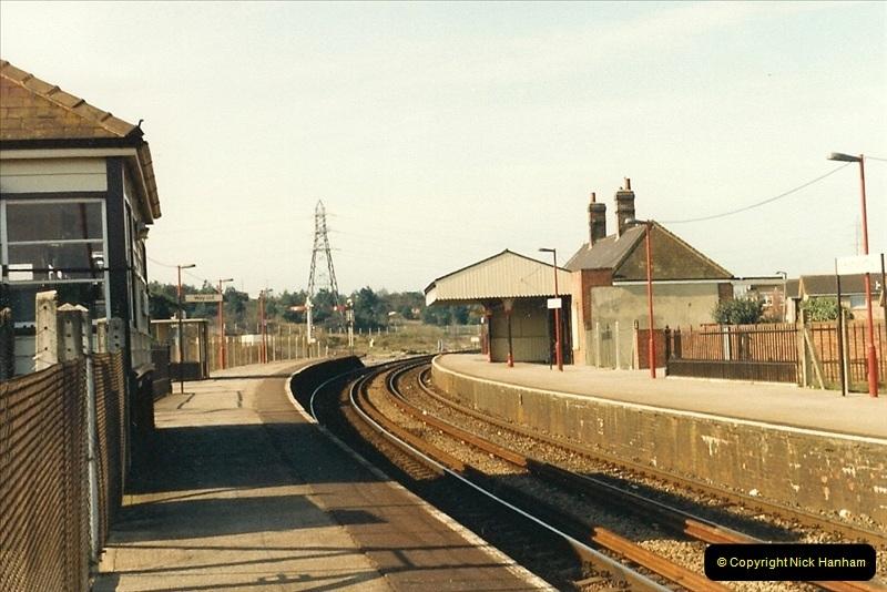 1987-04-14 Hamworthy, Poole, Dorset.  (10)0294