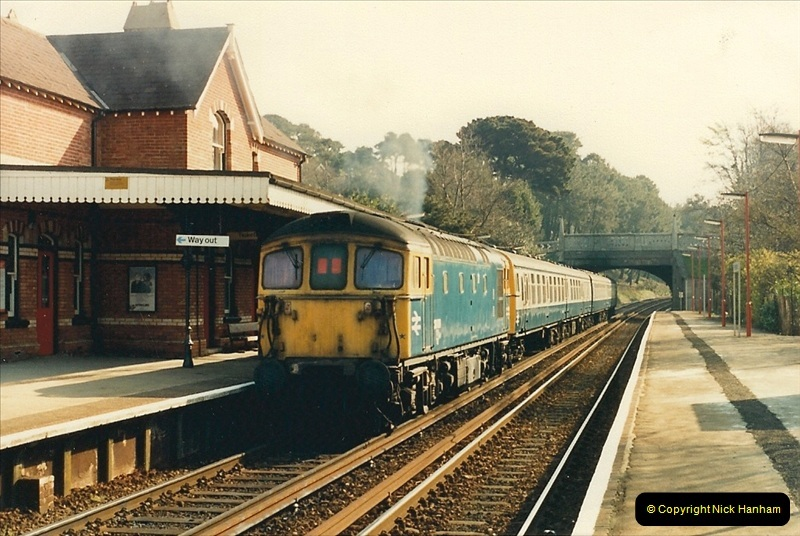 1987-04-20 Parkstone, Poole, Dorset.  (6)0305