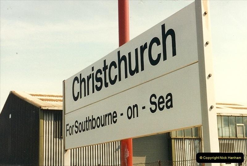 1987-04-29 Christchurch, Dorset.  (4)0313