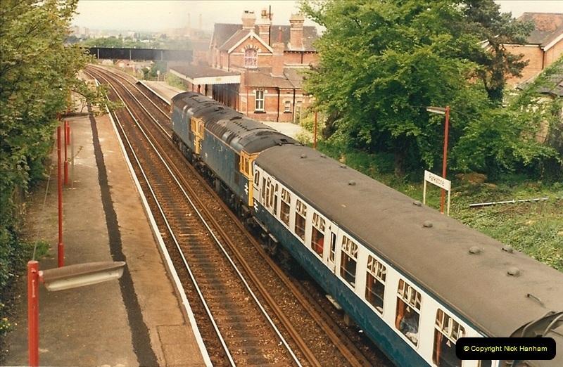 1987-07-01 Parkstone, Poole, Dorset.  (1)0336