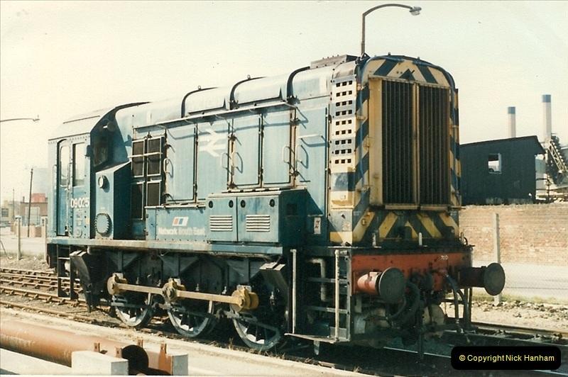 1987-10-16 Poole Quay, Poole, Dorset.  (1)0370