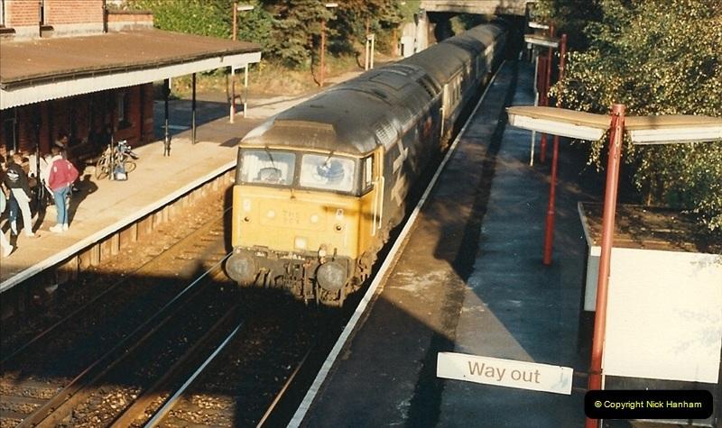 1987-10-19 Parkstone, Poole, Dorset.  (6)0378