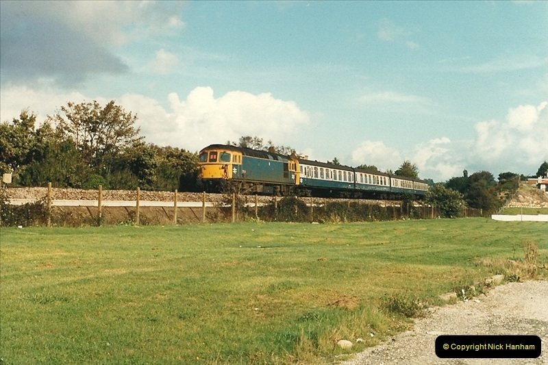 1987-10-20 Parkstone, Poole, Dorset.   (2)0383