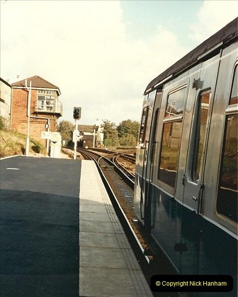1987-10-26 Branksome, Poole, Dorset.  (5)0392