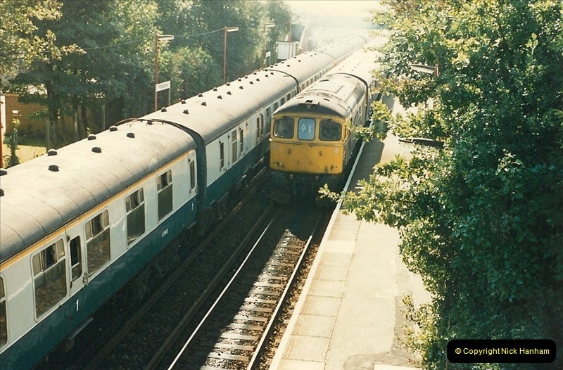 1987-10-29 Parkstone, Poole, Dorset.  (1)0395