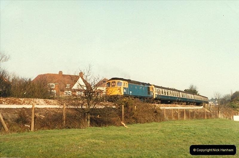 1988-02-20 Parkstone, Poole, Dorset.  (2)0486