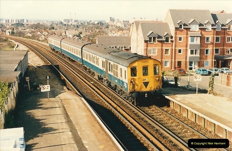 1988-02-26 Refurbishment @ Parkstone, Poole, Dorset.  (1)0490