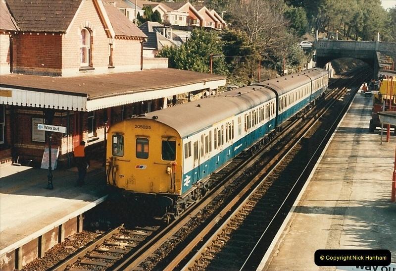 1988-02-26 Refurbishment @ Parkstone, Poole, Dorset.  (2)0491