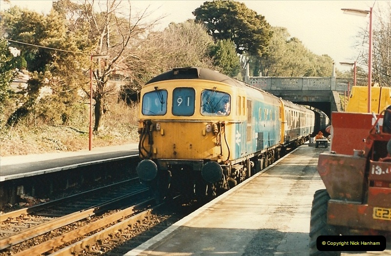1988-02-26 Refurbishment @ Parkstone, Poole, Dorset.  (3)0492