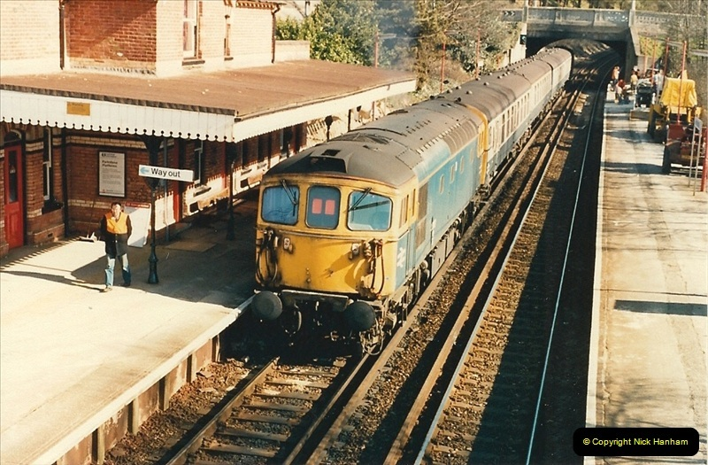 1988-02-26 Refurbishment @ Parkstone, Poole, Dorset.  (4)0493