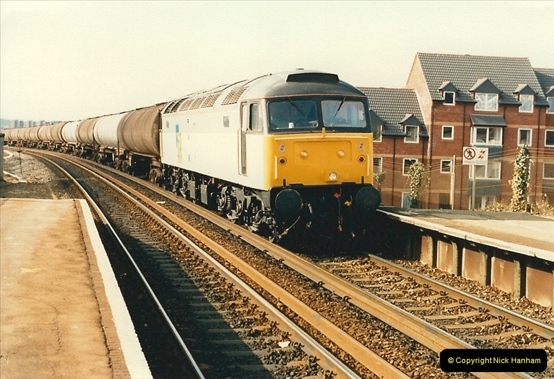 1988-02-26 Refurbishment @ Parkstone, Poole, Dorset.  (6)0495
