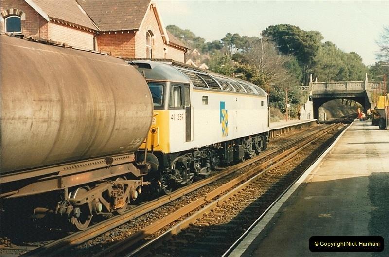 1988-02-26 Refurbishment @ Parkstone, Poole, Dorset.  (7)0496