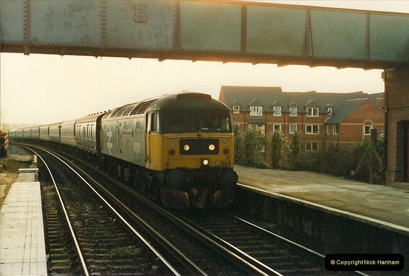 1988-03-25 Parkstone, Poole, Dorset.   (1)0539