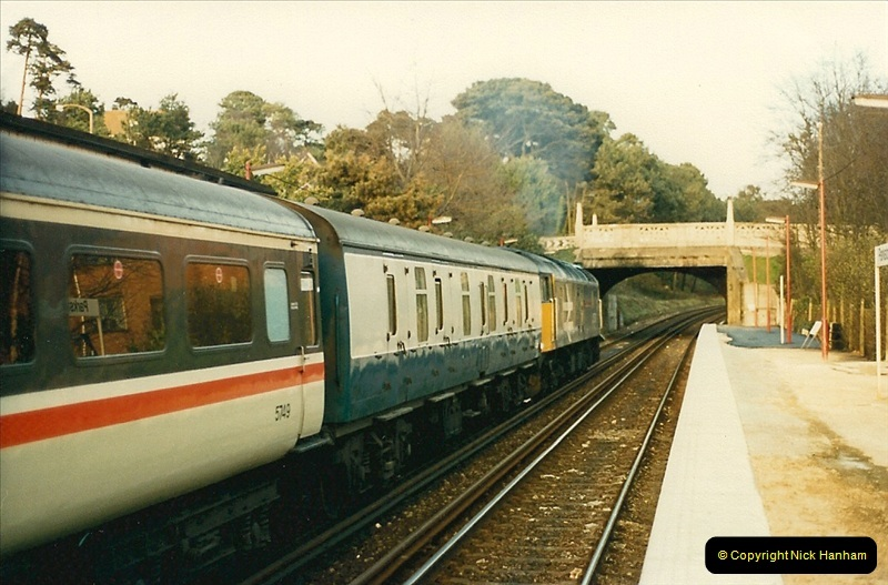 1988-03-25 Parkstone, Poole, Dorset.   (2)0540