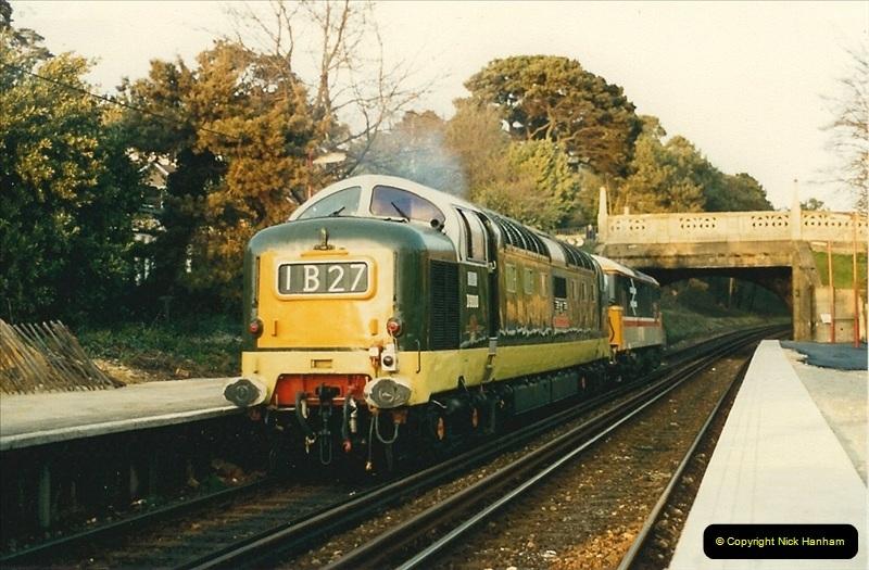 1988-03-25 Parkstone, Poole, Dorset.   (6)0544