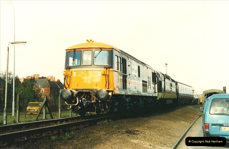 1988-03-26 Bournemouth Depot open day.  (1)0547