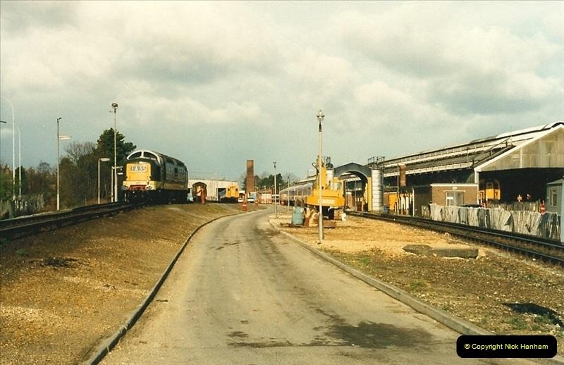 1988-03-26 Bournemouth Depot open day.  (2)0548