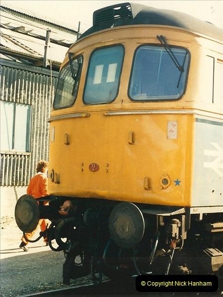 1988-03-26 Bournemouth Depot open day.  (4)0550