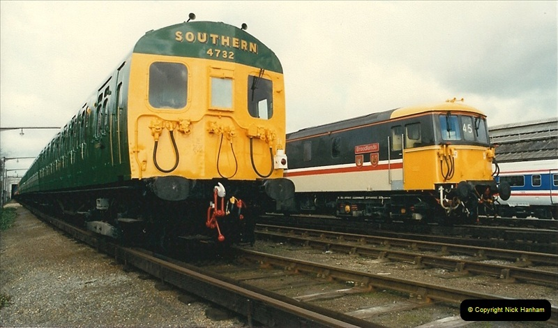 1988-03-26 Bournemouth Depot open day.  (14)0560