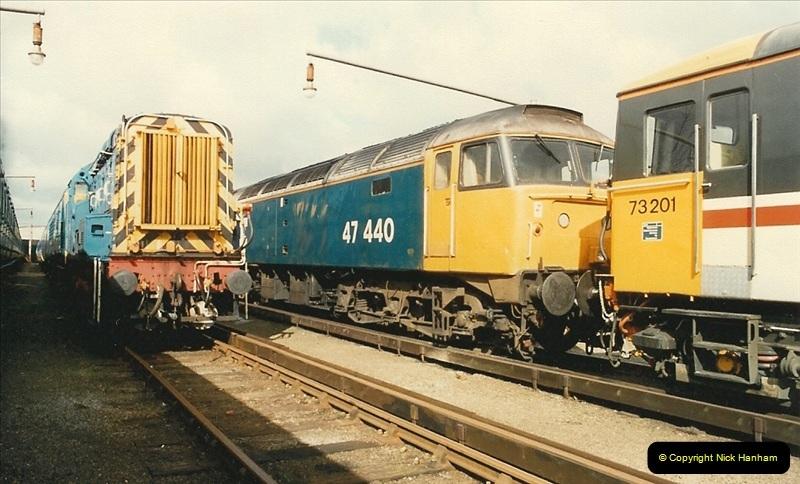 1988-03-26 Bournemouth Depot open day.  (15)0561