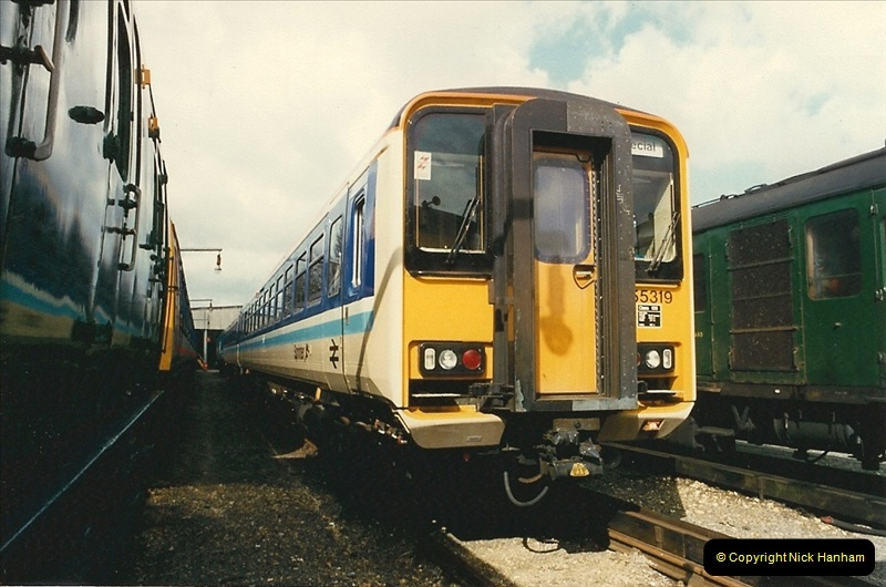 1988-03-26 Bournemouth Depot open day.  (16)0562