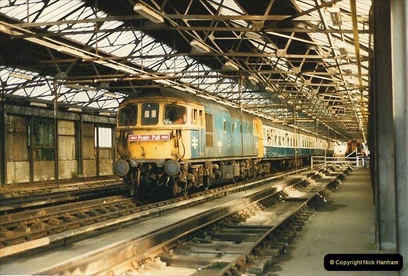 1988-03-26 Bournemouth Depot open day.  (20)0566