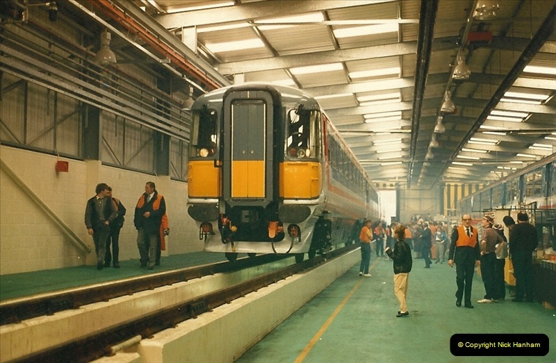 1988-03-26 Bournemouth Depot open day.  (25)0571