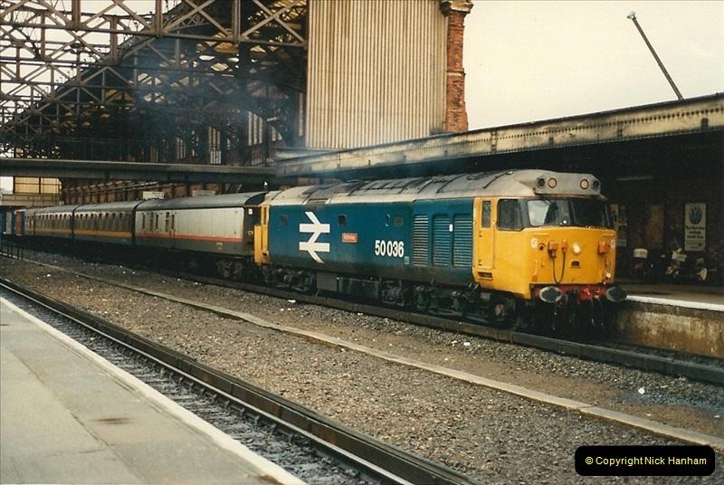 1988-03-29 Class 50 @ Bournemouth, Dorset.  (3)0578