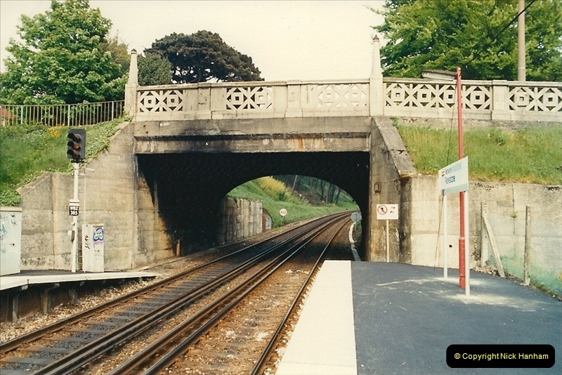 1988-05-13 Parkstone station refurbishment now completed (7)0600