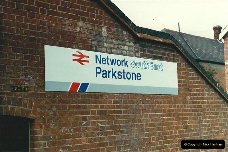 1988-05-14 Parkstone refurbishment now complete.  (1)0613