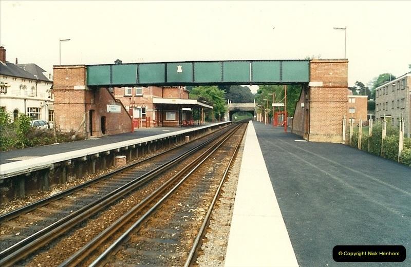 1988-05-14 Parkstone refurbishment now complete.  (5)0617
