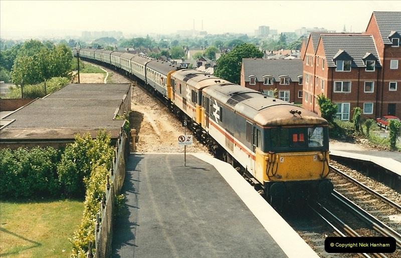 1988-05-16 Parkstone, Poole, Dorset.  (3)0621