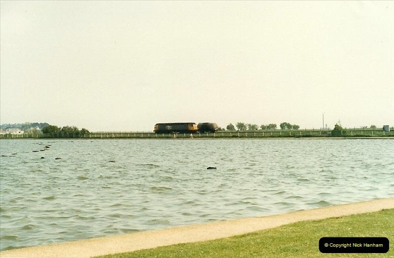 1988-05-16 Poole Park, Poole, Dorset.  (1)0625