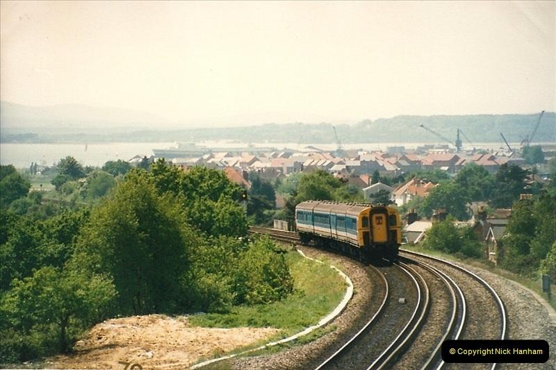 1988-06-06 Parkstone, Poole, Dorset.   (1)0639